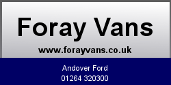 foray ford logo