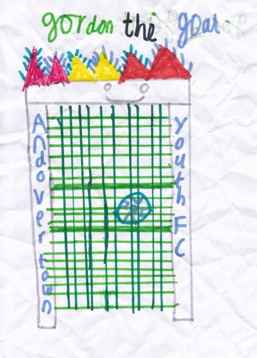 Gordon the Goal by Kian Timms